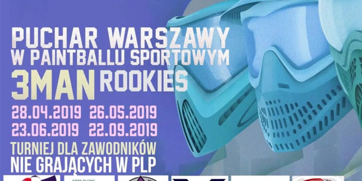 FINAŁ PAINTBALLOWEGO PUCHARU WARSZAWY 2019!
