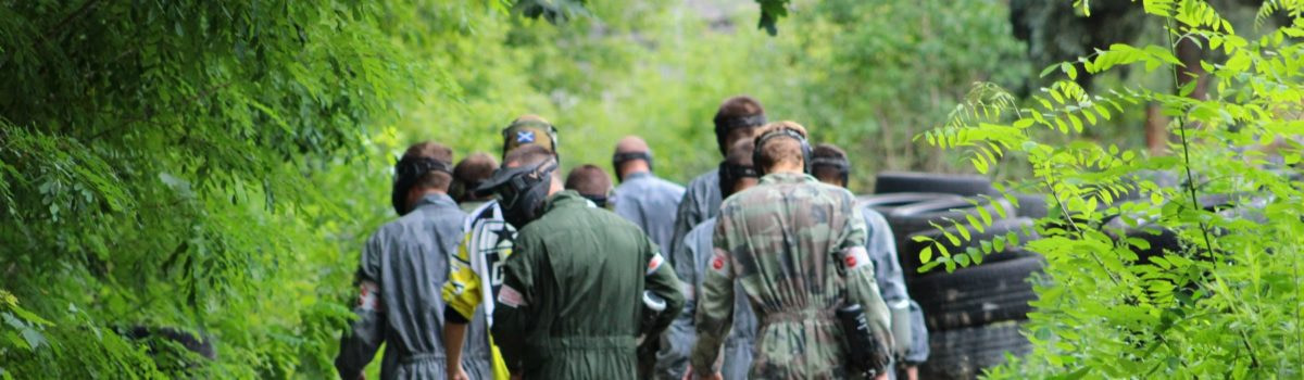 Paintball Leśny